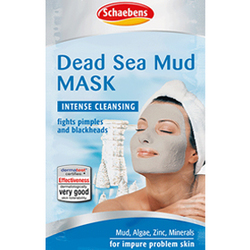 死海泥面膜 Dead Sea Mud Mask