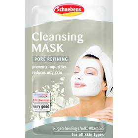 Schaebens 雪本詩 清潔面膜-霜狀清潔面膜  Cleansing Mask