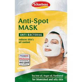 Schaebens 雪本詩 清潔面膜-勻淨控油面膜 Anti-Spot Mask
