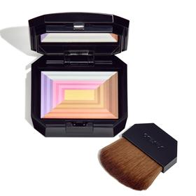 SHISEIDO 資生堂-專櫃 時尚色繪彩妝系列-時尚色繪霓光全能七彩盤
