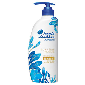 洗髮產品-致美潤澤去屑洗髮乳