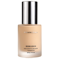 輕透緞光粉底液 SPF50★★★ Nude Sheer Glow Liquid Foundation SPF50 ★★★