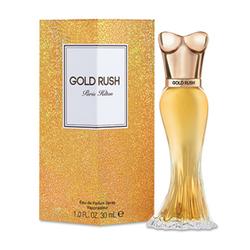 金色訂製服女性淡香精