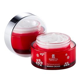DORETTA 朵芮 紅萃微導肌白系列-紅萃微導肌白溫感凝膜 Red Formula Activator Warm Cream