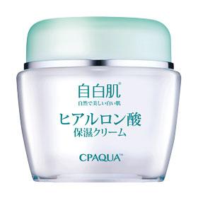 WHITE FORMULA 自白肌 乳霜-極潤玻尿酸精華霜 Super Moist Cream With Hyaluronic Acid