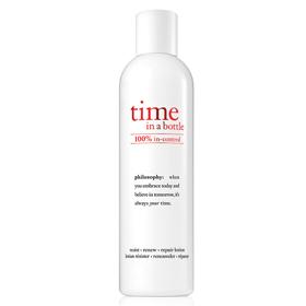 philosophy 瓶中時光系列-瓶中時光三效逆齡化妝水