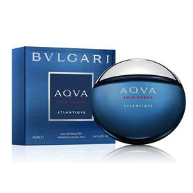 BVLGARI 寶格麗 男仕香氛-勁藍水能量男性淡香水