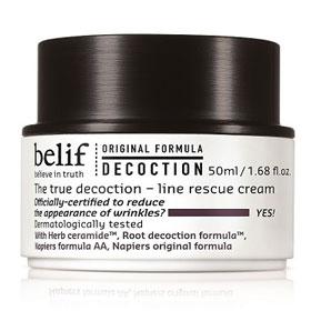 belif 臉部保養-乳霜系列-西洋蓍草緊膚彈力乳霜