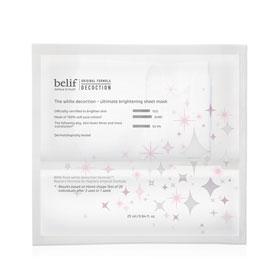 belif 保養面膜-石楠花水光亮采修護面膜