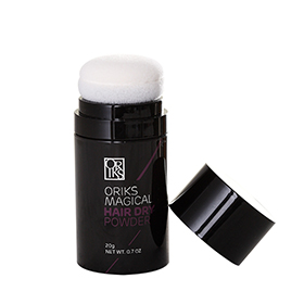 ORIKS  染髮‧燙髮-即效遮瑕魔髮粉撲 Magical Hair Dry Powder