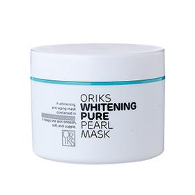 ORIKS 保養面膜-珍珠瀅白煥妍敷膜 WHITENING PURE PEARL MASK