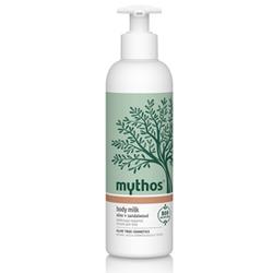 橄欖+檀香木平衡身體乳液
