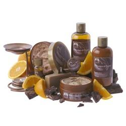 The Body Shop 美體小舖 聖誕限量系列-巧克力香橙 Chocolate&Orange
