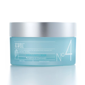 Acwell 艾珂薇 臉部保養系列-NO4深層極緻保濕舒緩水凝霜