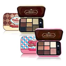 經典特調眼彩盒-甜蜜微醺系列 Classic Eyeshadow Kit