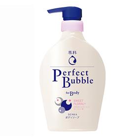 專科 沐浴清潔-超微米完美泡泡沐浴乳