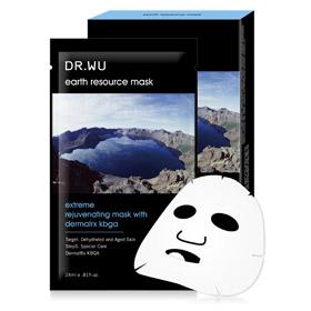 DR.WU 達爾膚醫美保養系列 保養面膜-火山湖藍藻逆齡面膜