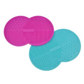 彩妝用具產品-時尚彩刷清潔盤 Brush Cleaner Mat