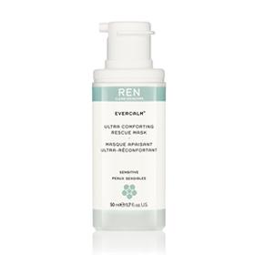 REN 臉部清潔保養系列-水嫩舒緩急救面膜 EVERCALM ULTRA COMFORTING RESCUE MASK