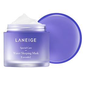 LANEIGE 蘭芝 保養面膜-睡美人香氛水凝膜(舒緩鎮靜)  Water Sleeping Mask-Lavender