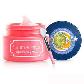 唇部保養產品-超啾水嫩修護晚安唇膜
