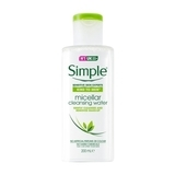 全能潔顏賦活卸妝水 Simple Kind to skin Micellar cleansing water