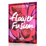 花萃精油面膜-玫瑰 Flower Fusion™ Hydrating sheet mask – Rose