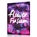 花萃精油面膜-紫蘿蘭 Flower Fusion™ Hydrating sheet mask – Violet