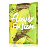 花萃精油面膜-茉莉 Flower Fusion™ Hydrating sheet mask – Jasmine