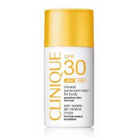CLINIQUE 倩碧 身體防曬-輕感礦物身體防曬乳SPF 30