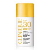 輕感礦物身體防曬乳SPF 30
