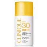 輕感礦物臉部防曬乳SPF 30
