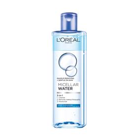 臉部卸妝產品-三合一卸妝潔顏水(深層極淨型)