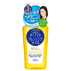 淨白卸粧油