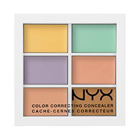 NYX 臉彩系列-修修臉多功能調色盤  CONCEAL, CORRECT, CONTOUR PALETTE (3C PALETTE)