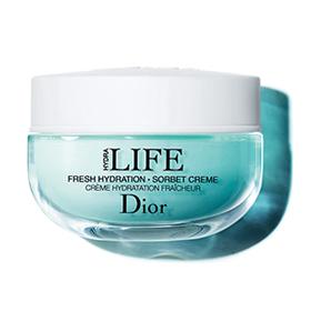 Dior 迪奧 乳霜-花植水漾精華凝霜