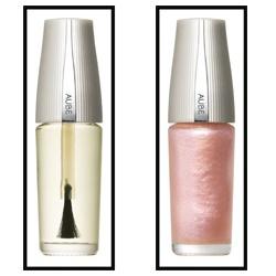 歐璞水潤光指甲油-純淨光/珍珠粉