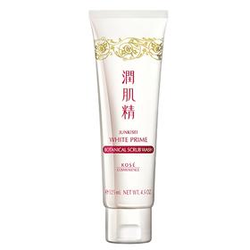 Junkisei Prime 潤肌精 洗顏-完美透亮去角質洗顏霜