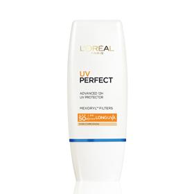 L`OREAL PARiS 巴黎萊雅 完美淨白系列-完美UV全效防護隔離乳液SPF50+/PA++++