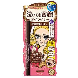 花漾美姬零阻力經典復古棕眼線液筆