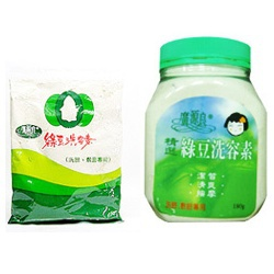 綠豆洗容素