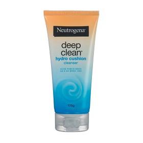 Neutrogena 露得清 洗顏-深層淨化氣墊泡泡保濕潔顏乳