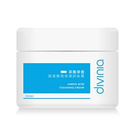 divinia 蒂芬妮亞 基礎清潔系列-深層滲透胺基酸高保濕卸妝霜