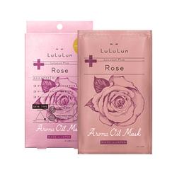 精油面膜 – 大馬士革玫瑰