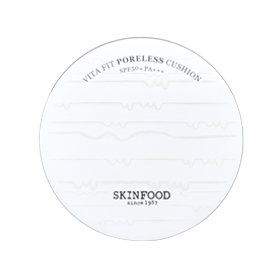 SKINFOOD 粉霜(含氣墊粉餅)-維他專屬訂製無瑕氣墊粉餅系列SPF50+/PA+++ Vita Fit Poreless Cushion SPF50+/PA+++