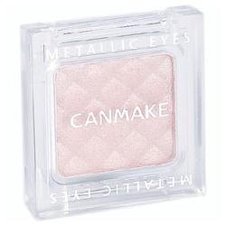 CANMAKE 眼部彩妝-星紗眼影 Metallic Eye