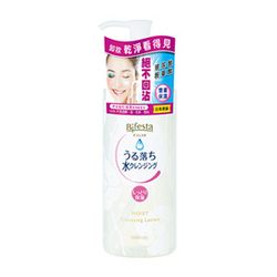 保濕即淨卸妝水 Bifesta Cleansing Lotion MOIST Q