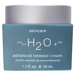 ~H2O+ 水貝爾 乳霜-光采煥膚修護霜 Advanced Renewal Cream