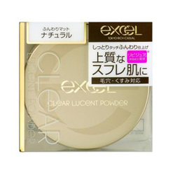 光感透亮蜜粉 CLEAR LUCENT FACE POWDER NA