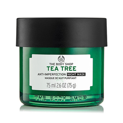 茶樹抗瑕淨膚晚安凍膜   TEA TREE ANTI-IMPERFECTION NIGHT MASK